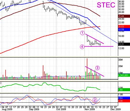 STEC in consolidation