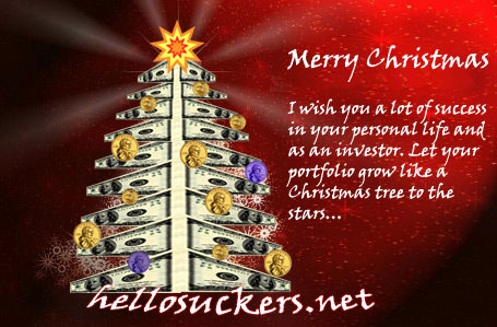 Merry Christmas investors!